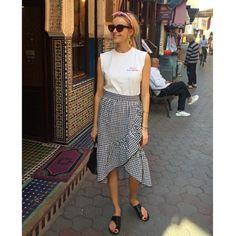 """2,465 gilla-markeringar, 39 kommentarer - Hege Aurelie Badendyck (@hegeaurelie) på Instagram: """"Det ble en ekstra dag på oss i Marrakesh....helt ok det☀️"""""""