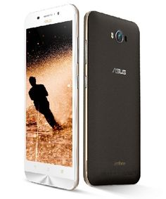 ASUS Zenfone Max Android 5.0 MSM8916 quad core 2GB 16GB 4G Smartphone 5.5 Inch 5000mAh White & Gold