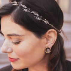 Turn heads in the sparkling styles of our Dolce mini-collection, now available on my boutique! charisjoy.chloeandisabel.com