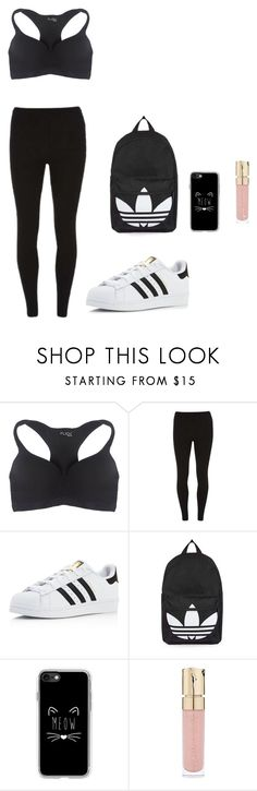 """Untitled #6"" by kajadelic ❤ liked on Polyvore featuring Wet Seal, Dorothy Perkins, adidas, Topshop, Casetify, Smith & Cult and plus size clothing"