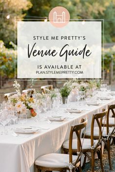 Style Me Pretty's Venue Guide is available at plan.stylemepretty.com! This digital download includes everything you need to know when it comes to booking your wedding venue. Download your copy today! 💖 Photography: @rebeccayale Plan Your Wedding, Wedding Planning, Vintage Wedding Theme, Little Black Books, Real Weddings, The Help, Style Me, Wedding Venues, Special Occasion