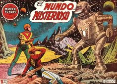 20th Century Spanish Pulp Covers Are Possibly the Greatest in the World