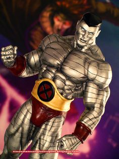 Four Reasons Why Colossus Needs an Image Overhaul - Colossus - Comic Vine