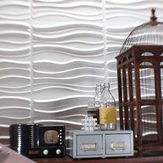 Modern Furnishings | 3D Wall Panels | Dimensional Walls | Tierra Wall Flats – Inhabit