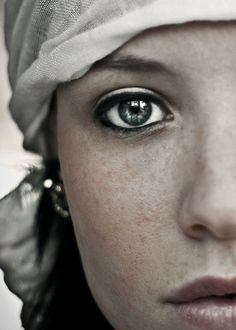 Portrait Photography: green eyes... #photography #portrait #portrait photography