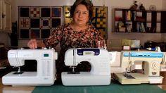 Mini-curso de costura básica para patchwork