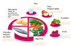 assiette_ideale Healthy Cooking, Healthy Life, Healthy Recipes, Healthy Food, Sport, Planning, Tiger, Info, Recherche Google