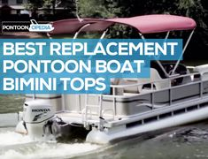 15 Pontoon Boat Accessories - Customize with Pontoon Accessories Inflatable Pontoon Boats, Pontoon Boat Seats, Pontoon Stuff, Best Boats, Cool Boats, Pontoon Boat Accessories, Boating Accessories, Boat Rod Holders