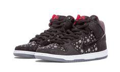 "Nike Dunk High Premium SB ""Paparazzi"" - 313171 025"