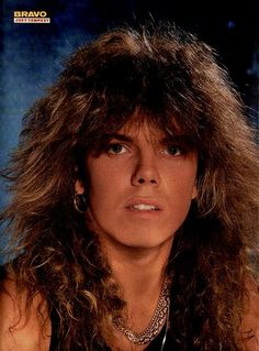 1986: Joey Tempest (Europe)