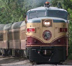 Vintage Locomotives | Vintage Locomotives Save Money with CNG | Fleets and Fuels.com