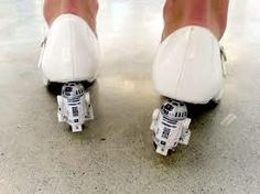 R2D2! Now who what of thought?