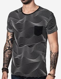 Ropas - T-Shirts – Hermoso Compadre Shirt Designs, Design T Shirt, Mens Designer T Shirts, Shirt Style, Mens Fashion, Fashion Outfits, Polo T Shirts, Clothing Company, Moda Men
