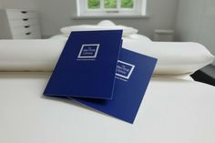 The derma clinic brochure - brand, design and print by www.jg-creative.co.uk