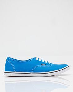 Vans Authentic Lo Pro In Blue blue 6