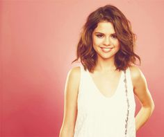 Cute wavy hair. I've always wanted to go short