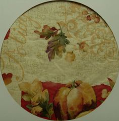 60-Round-Elrene-Pumpkin-holiday-Vinyl-Flannel-back-Tablecloth-MULTI-COLOR-new