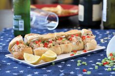Hearts of Palm Lobster Rolls #vegan