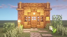 Minecraft entrance design Minecraft entrance design You are in the right place about entrance tile Here we offer you the most beautiful pictures about the entrance design you a Minecraft Skins, Art Minecraft, Minecraft Structures, Minecraft Castle, Cool Minecraft Houses, Minecraft Tutorial, Minecraft Blueprints, Minecraft Crafts, Minecraft Buildings