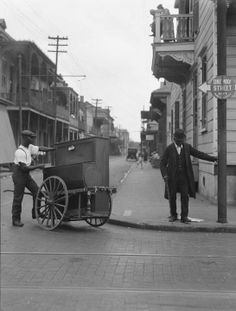 Portable keyboard.  New Orleans c.1920 - 1926