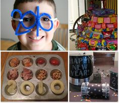 New Year's Eve Party Ideas (Activities, Printables, & Food)