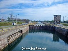 Welland Canal - Park Trail - Ontario Bike Trails