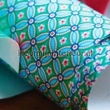 PIP geometric blauw-groen behang 341026 romantisch modern Eijffinger