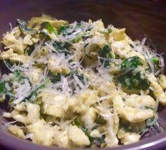 Roerei met spinazie – Sport Foodblog