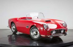 Cars for kids have just got a whole lot more expensive. These vintage, child-size Ferraris are provi... - Harrington Group