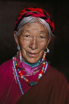 Los retratos de Steve McCurry