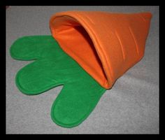 Home Sweet Home Pet Products carrot small pet bed for hedge hog, guinea pig, hamster, rat, etc - so cute!