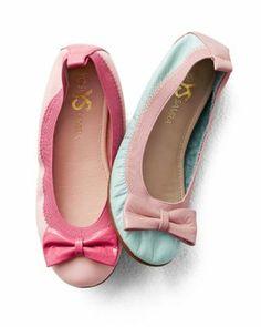 Yosi Samra Ballet Flats, Sizes 10-4