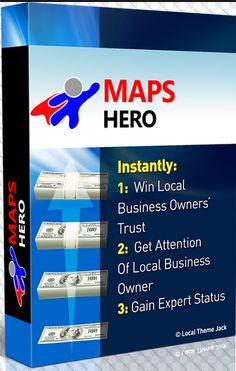 [HUGE] Maps Hero Review – Instantly Win Local Business Owners Trust And Happily Get Paid $200-$500 To Start And Check Local Rankings, finding incorrect MAPs that are hurting local rankings, with an offer to fix them