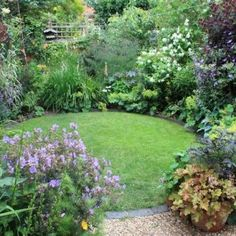 Tiny Garden Ideas With Grasses And Pea Gravel , Great Tiny Garden Ideas In Garden And Lawn Category