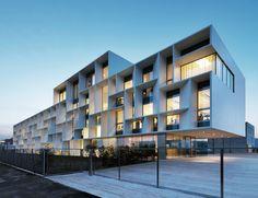 Piuarch — Bentini Headquarters — Europaconcorsi