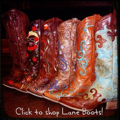 love these Lane boots!