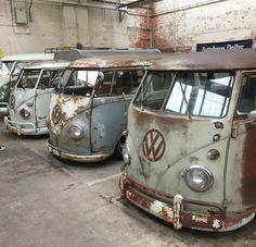 Volkswagens & Babes