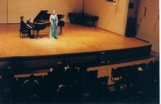 I made an introspective study for the Winning Helix - I prepared a challenging concert which I performed in May 2013.