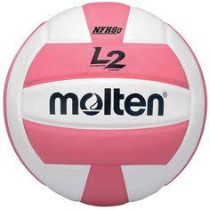 Molten L2 IVU-HS Volleyball - Pink $32.99