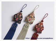 <매미 삼작 노리개 /임혜령> 노리개는 조선시대 여자의 저고리 고름이나 치마허리에 달던 장신구로서... Korean Traditional, Traditional Fashion, Korean Crafts, Korean Design, Creative Textiles, Origami, Pretty Asian, Hair Jewelry, Hair Pins