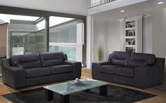 Apartment sofa Travis - Contemporary Style - Platinum Collection