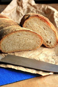 pain tordu, chlieb z limousin,  http://www.coolinari.sk/chlieb-tordu/