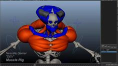 inspirational flex muscles rigging in 3ds max tutorial ziva real time on real time interactive 265