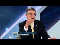 A AULA DE CONSTITUIÇÃO E DEMOCRACIA DE MARCO AURÉLIO MELLO A SÉRGIO #MoroDitador