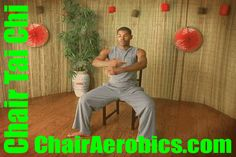 Chair Tai Chi from the Chair Aerobics for Everyone series