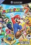 Game Cube Mario Party 7 COMPLETE IN BOX with Microphone Tons Of Fun Nintendo