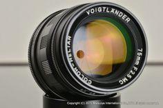 Voigtlander Color Heliar 75mm f/2.5 MC Excellent+ #Voigtlander