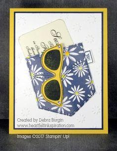 Teen Girl Birthday, Girl Birthday Cards, Pocket Full Of Sunshine, Aol Mail, Hot Pockets, Money Holders, Decoupage Art, Pocket Cards, Stamping Up Cards
