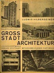 GROSZSTADT-ARCHITEKTUR mit 229 Abbildungen - Baubücher Band 3