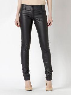 Slim-fit trousers K103 2